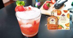 Crown Royal Peach Lemonade Recipe