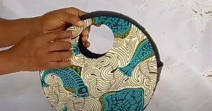 DIY No Sew Handbag