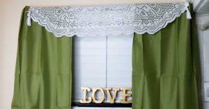 DIY $1 Dollar Tree Pillowcase Curtains