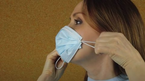 Medical Face Mask Hack | DIY Joy Projects and Crafts Ideas
