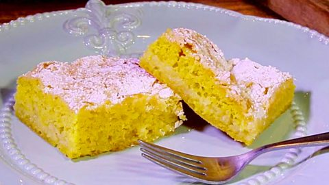 Gooey Butter Cake Recipe | DIY Joy Projects and Crafts Ideas