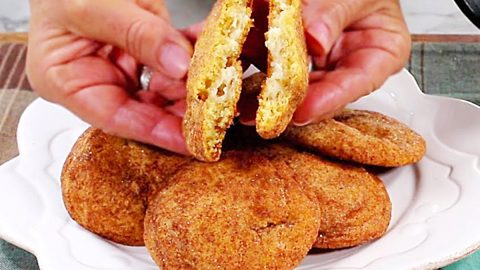 Cheesecake Snickerdoodles Recipe | DIY Joy Projects and Crafts Ideas
