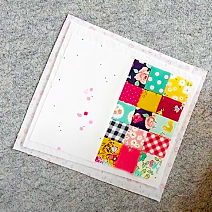 Free Quilt Pattern - Quilted Coasters - Easy sewing Projects