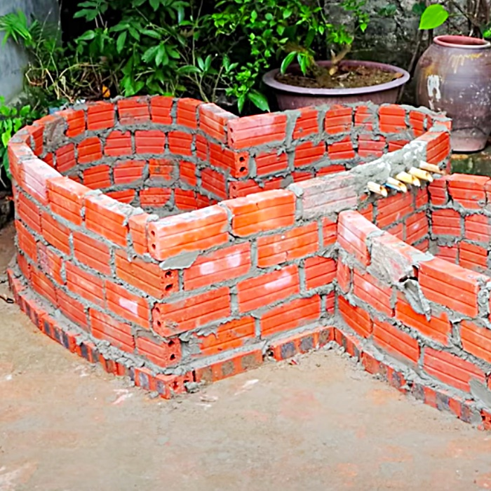 Easy Backyard Fountain - Three Hearts Aquarium Fountain - Backyard Water Feature