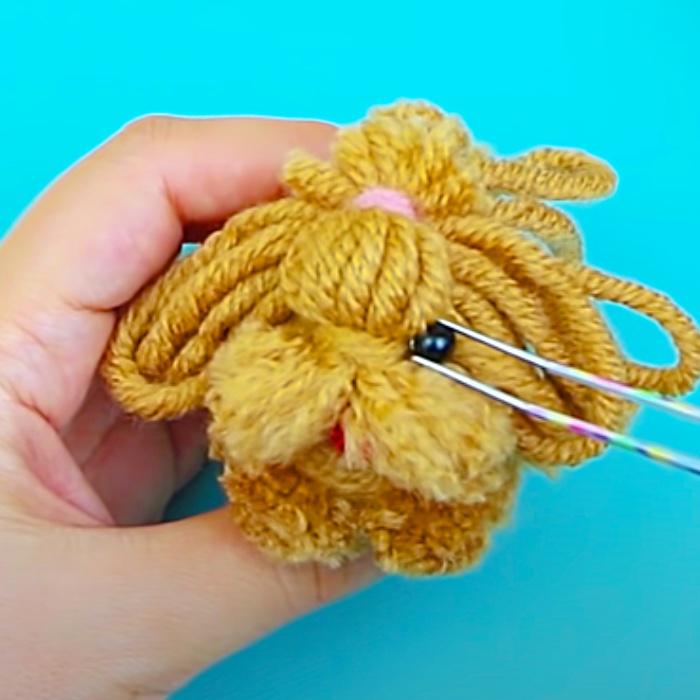 Easy Yarn Project - DIY Yarn Ideas - DIY Yarn Animals