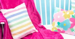 How To Sew An Envelope Pillow Cover In 15-Minutes
