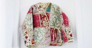 How To Make A Jacket Out Of A Quilt