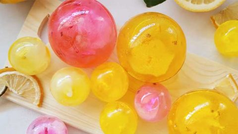 Refreshing Lemonade Bomb Recipe | DIY Joy Projects and Crafts Ideas