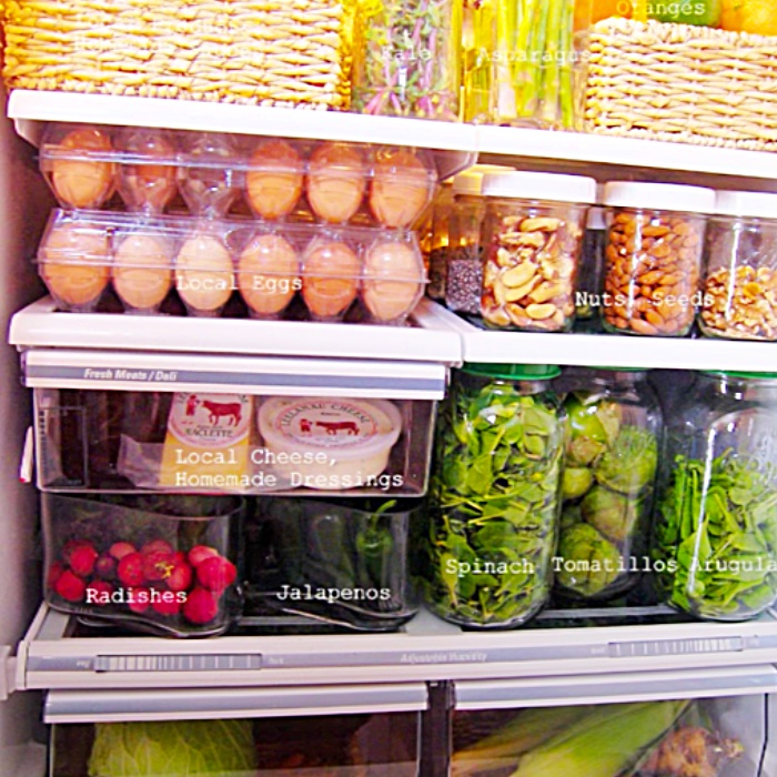 Easy Ways To Preserve Food - How To Not Waste Food - How To Organize Food