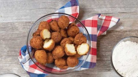 Easy Hush Puppies Recipe | DIY Joy Projects and Crafts Ideas