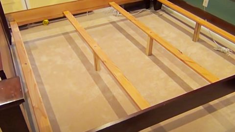 How To Fix A Squeaky Bed   DIY Joy Projects and Crafts Ideas
