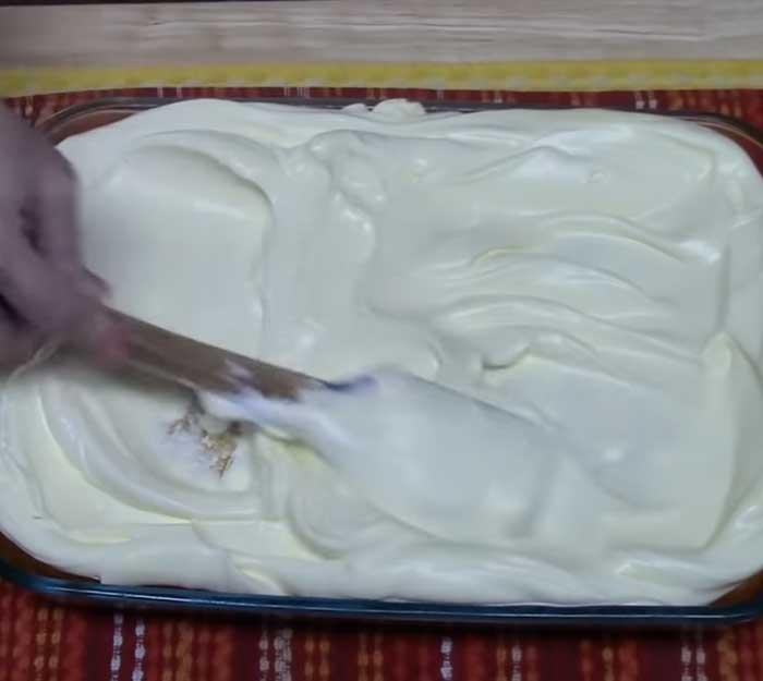 Lemon Poke Recipe - Desert Recipe