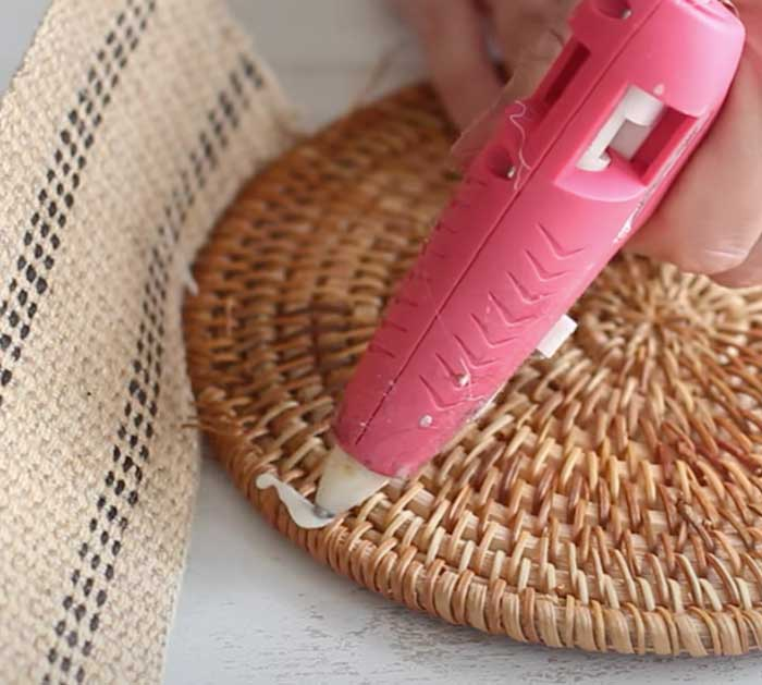 DIY Rattan Bag - DIY Fashion
