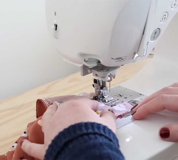 Create The Skirt Of Your Dress - Sewing Project