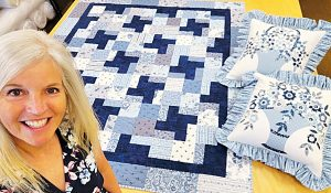 Beginner Quilt With Donna Jordan