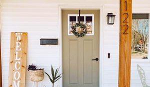 How To Reinforce And Burglar-Proof The Entry Door