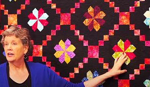 Flower Chain Quilt With Jenny Doan