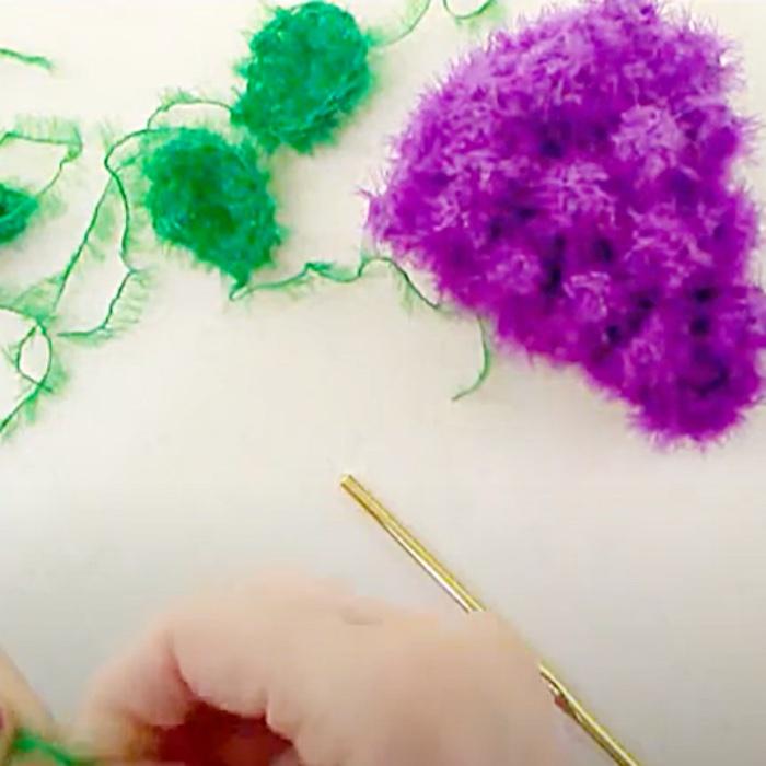 Easy DIY Crochet Dish Scrubby - Housewarming Gift ideas - Crochet Ideas