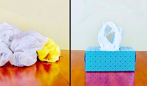Easy Way To Store Plastic Bags