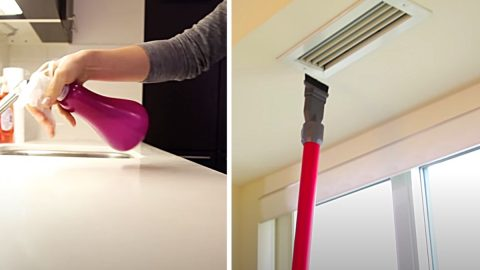 Move In Cleaning Routine | DIY Joy Projects and Crafts Ideas