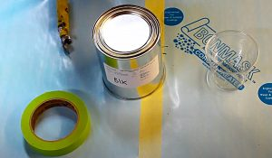 No-Mess Paint Pouring Hack