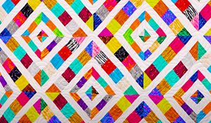 Triple Play Missouri Star Paper Piecing Quilts
