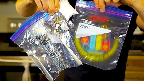 Easy Ziplock Bag Hack | DIY Joy Projects and Crafts Ideas