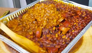 Barbecue Beans And Bacon Recipe