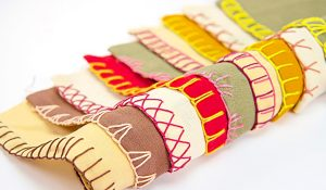 How To Sew A Blanket Stitch