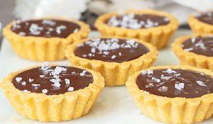 Mini Chocolate Tarts Recipe