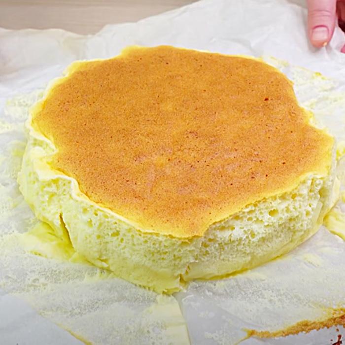 Easy Custard Cream Cake Recipe - Three Ingredient Custard Cream Cake Recipe - How To Make Cream Cake