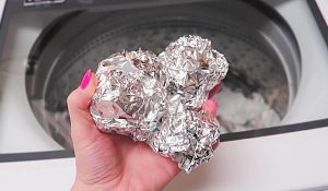 Why Use Foil In The Washing Machine