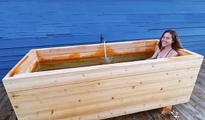How To Build A Wooden Hot Tub From 2×6's