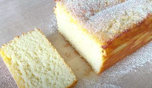 Keto Yogurt Almond Cake Recipe