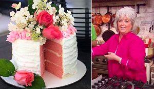 Paula Deen Pink Lemonade Layer Cake Recipe