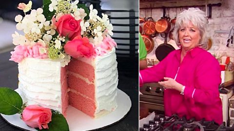 Paula Deen Pink Lemonade Layer Cake Recipe   DIY Joy Projects and Crafts Ideas