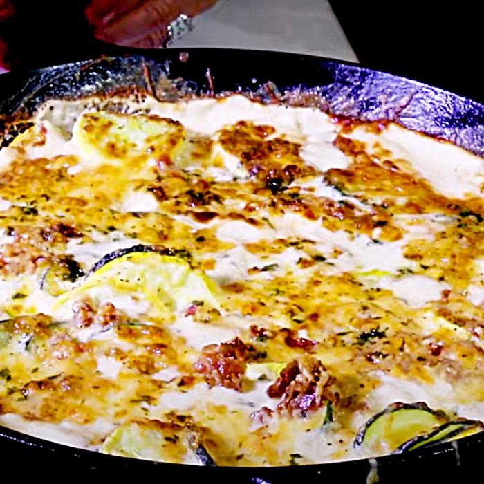 Easy Side Dish Ideas - Vegetarian Meals -How To Make Keto Squash
