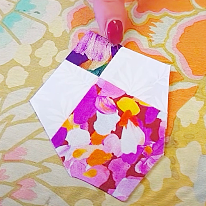 Donna Jordan Quilt Design - Easy Table Runner Idea - Easy Sewing Project