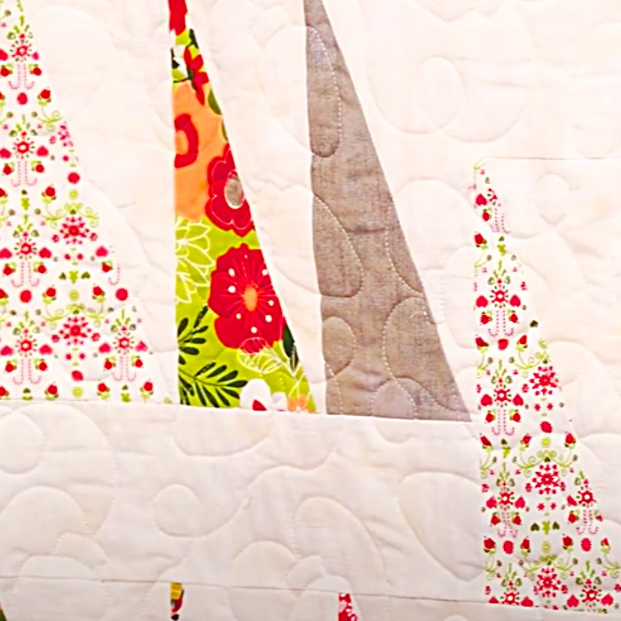 Triple Play Wings Quilt With Jenny Doan - How To Make A Quilt - Easy Quilt Pattern - Free Quilt Pattern - Easy Sewing Ideas - Fun Quilts To Make