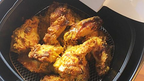Paula Deen's Air Fryer Fried Chicken Recipe | DIY Joy Projects and Crafts Ideas