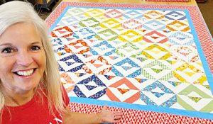 Simplicity Quilt With Donna Jordan