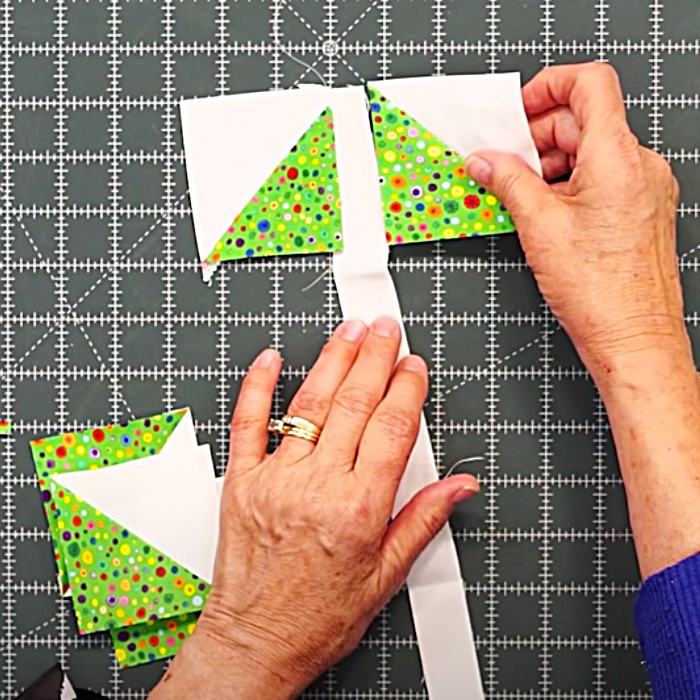 Butterfly House Quilt With Jenny Doan - How To Make A Quilt - Easy Quilt Recipe - Free Quilt Pattern - Easy Sewing Pattern