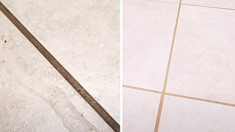 How To Clean Grout The Easy Way | DIY Joy Projects and Crafts Ideas