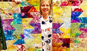 Jelly Roll Placemats With Donna Jordan