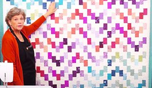 Lakeview Terrace Quilt With Jenny Doan