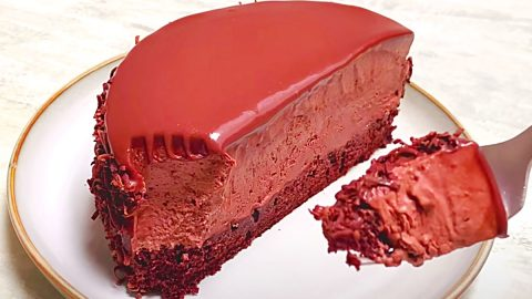 No-Bake Chocolate Mousse Cake Recipe | DIY Joy Projects and Crafts Ideas