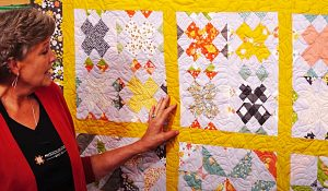 Spools Stars And Stitches Quilt With Jenny Doan