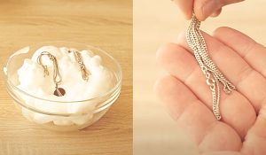 How To Clean Jewelry With Shaving Foam