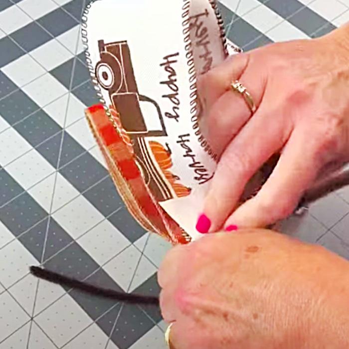 How To Make A Fall Bow - Dollar Tree Fall Bow - Dollar Tree Fall Decor