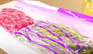 Easy Hack To Seal Any Freezer Bag